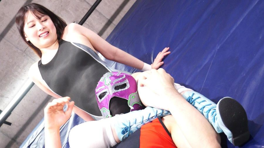 【HD】女性上位ミックスファイト Round.7【プレミアム会員限定】 サンプル画像05