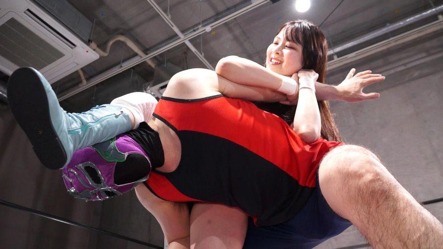 【HD】女性上位ミックスファイト Round.7【プレミアム会員限定】 サンプル画像07