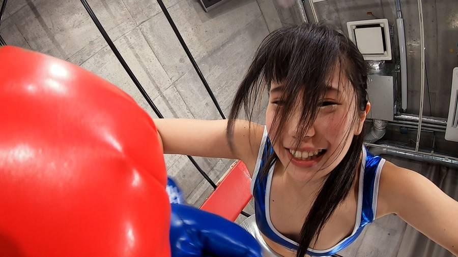 【HD】彼女とプライベートでエロボクシング01【プレミアム会員限定】 サンプル画像04