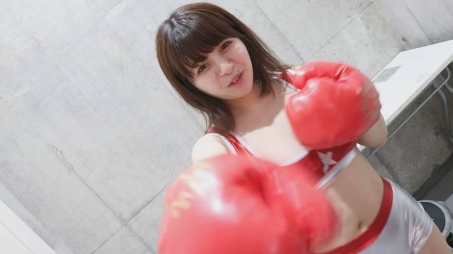 【HD】彼女とプライベートでエロボクシング01【プレミアム会員限定】 サンプル画像08