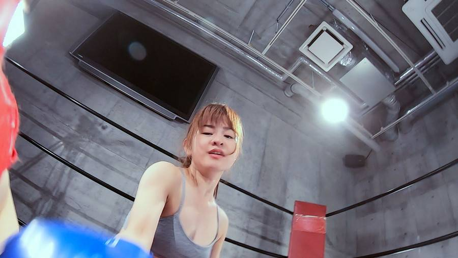 【HD】彼女とプライベートでボクシング01【プレミアム会員限定】 サンプル画像01