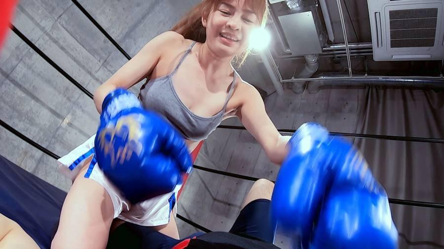 【HD】彼女とプライベートでボクシング01【プレミアム会員限定】 サンプル画像11
