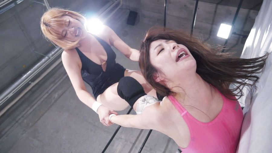 【HD】敗者水着剥ぎデスマッチ 01【プレミアム会員限定】 サンプル画像05
