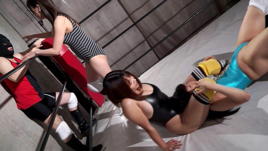 【HD】MIXED TAG ProWrestling乱 01【プレミアム会員限定】 サンプル画像02
