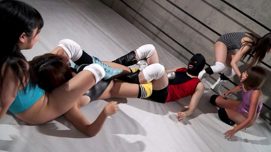 【HD】MIXED TAG ProWrestling乱 01【プレミアム会員限定】 サンプル画像04