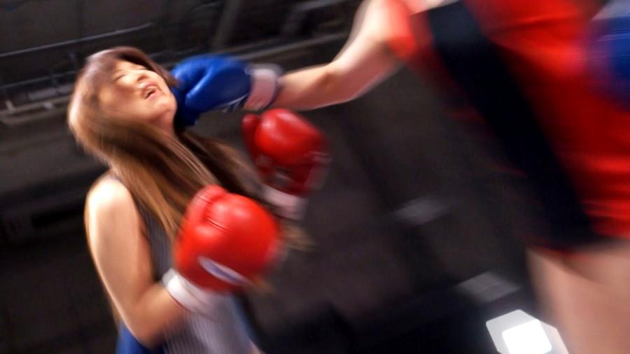 【HD】総合格闘技ミックスファイト女勝ち01 サンプル画像06