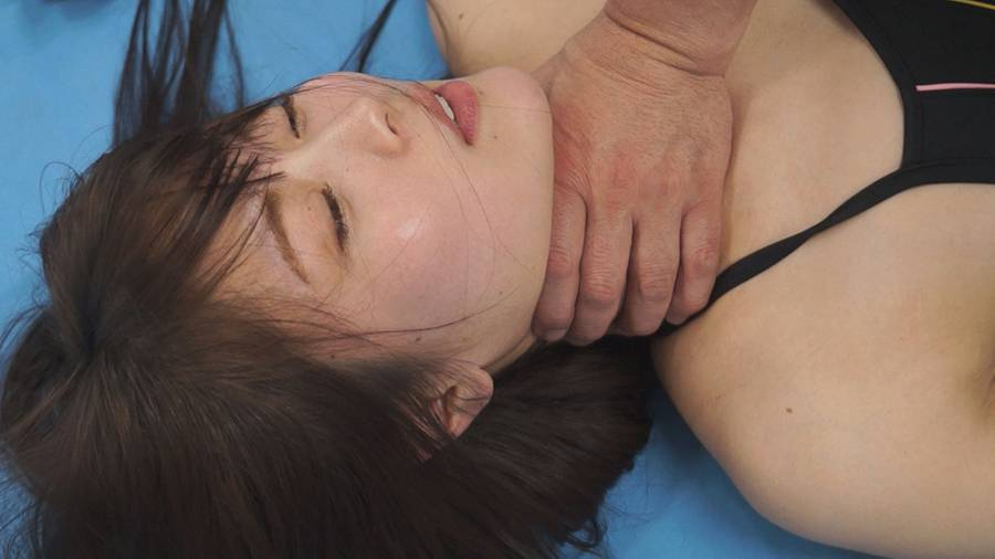 【HD】失神マニア・狙われた美女ファイター06 サンプル画像10