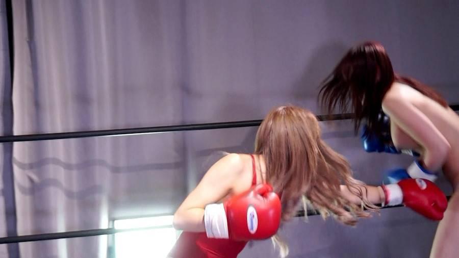 【HD】巨乳トップレスボクシング外伝3 -星空もあ 一人だけトップレスボクシング- サンプル画像07