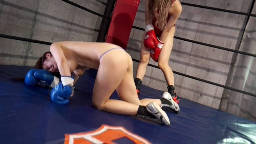 【HD】巨乳トップレスボクシング外伝3 -星空もあ 一人だけトップレスボクシング- サンプル画像11