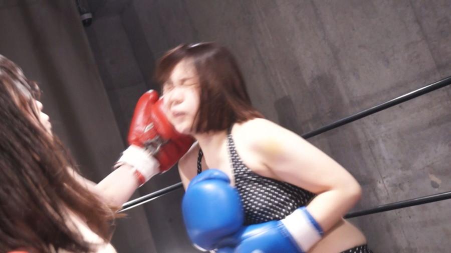 【HD】巨乳トップレスボクシング外伝8 -悠木りほ 一人だけトップレスボクシング-【プレミアム会員限定】 サンプル画像08
