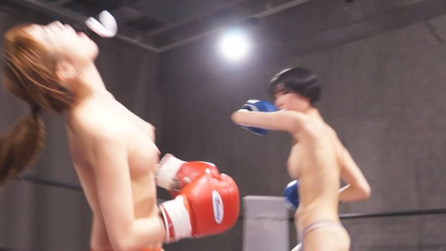 【HD】巨乳トップレスボクシング vol.2【プレミアム会員限定】 サンプル画像01