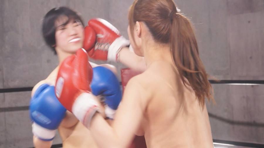 【HD】巨乳トップレスボクシング vol.2【プレミアム会員限定】 サンプル画像04