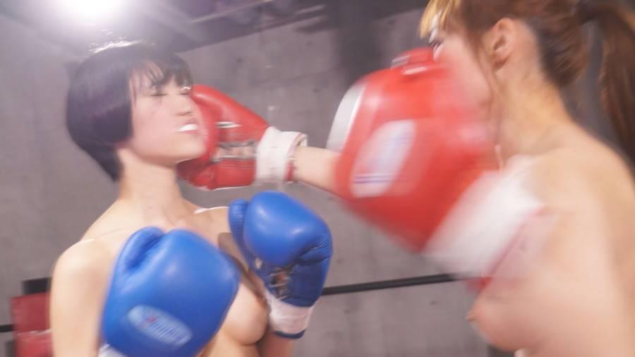 【HD】巨乳トップレスボクシング vol.2【プレミアム会員限定】 サンプル画像11