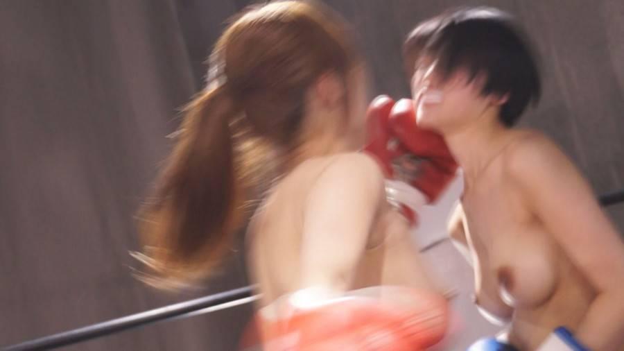 【HD】巨乳トップレスボクシング vol.2【プレミアム会員限定】 サンプル画像12