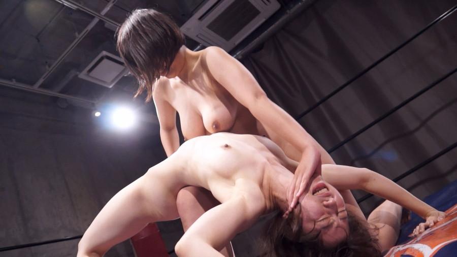 【HD】BATTLEヌードレスリング Vol.1 サンプル画像09