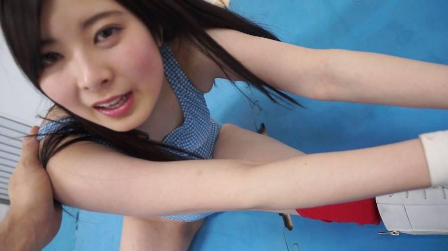 【HD】女子プロレスラーのトレーナー01 豊中アリス 編 サンプル画像06