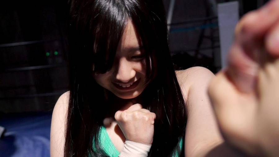 【HD】女子プロレスラーのトレーナー01 豊中アリス 編 サンプル画像08