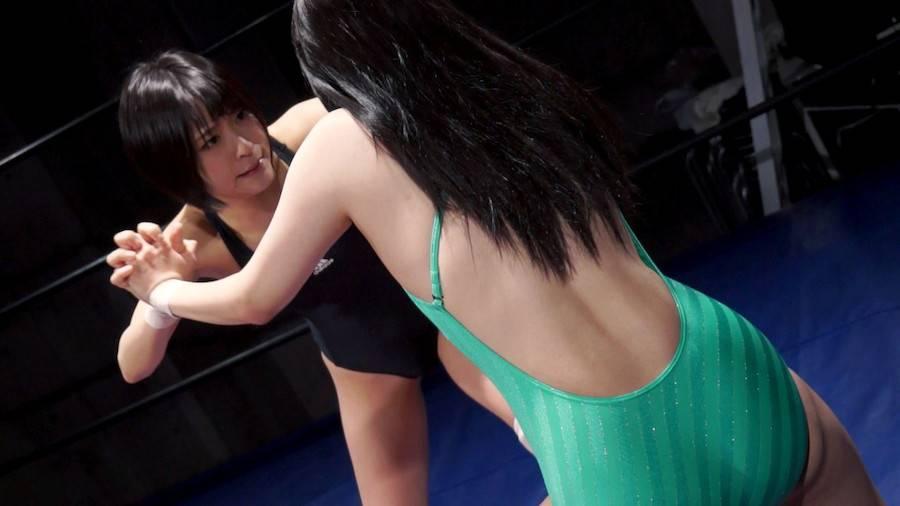 【HD】女子プロレスラーのトレーナー01 豊中アリス 編 サンプル画像09