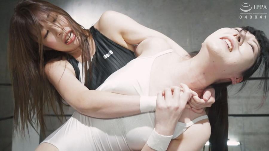 【HD】リアルファイト女子プロレス02【プレミアム会員限定】 サンプル画像05