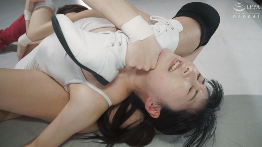 【HD】リアルファイト女子プロレス02【プレミアム会員限定】 サンプル画像09