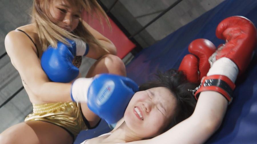 【HD】リバーシブル女子ボクシング 01【プレミアム会員限定】 サンプル画像02