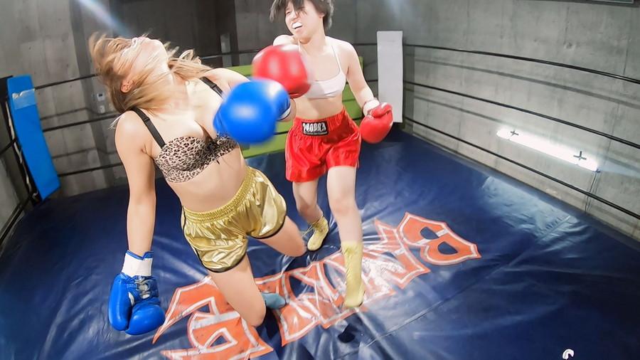 【HD】リバーシブル女子ボクシング 01【プレミアム会員限定】 サンプル画像03