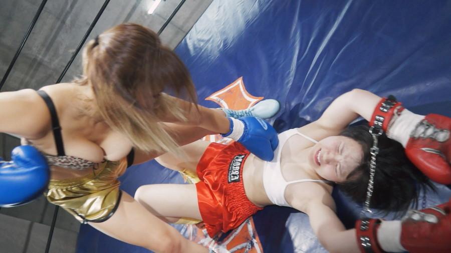 【HD】リバーシブル女子ボクシング 01【プレミアム会員限定】 サンプル画像04