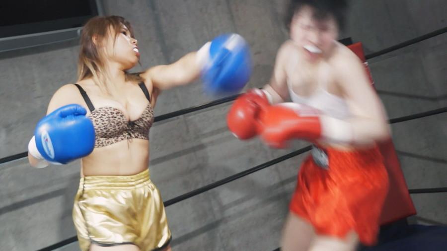 【HD】リバーシブル女子ボクシング 01【プレミアム会員限定】 サンプル画像08