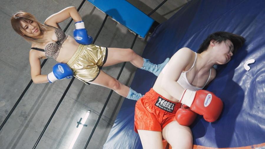 【HD】リバーシブル女子ボクシング 01【プレミアム会員限定】 サンプル画像09