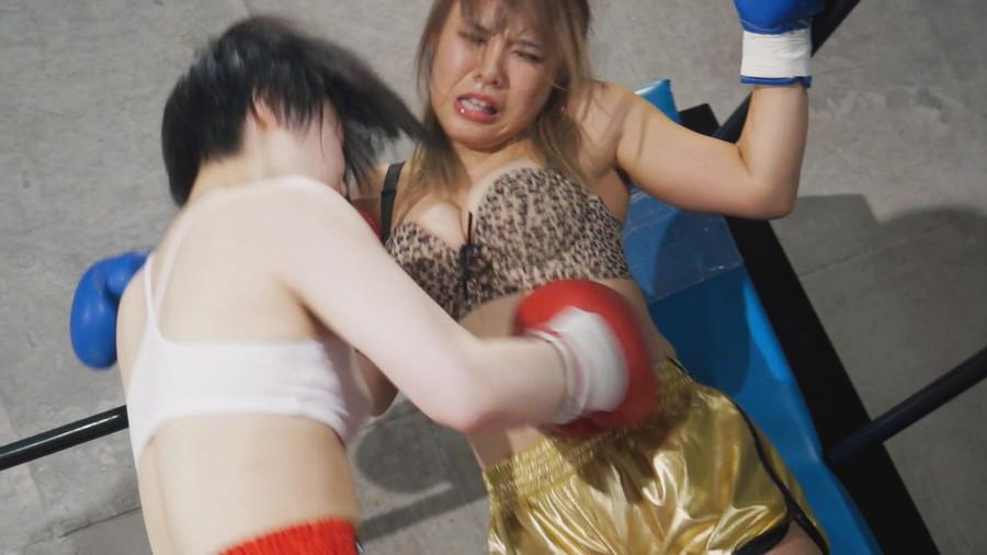 【HD】リバーシブル女子ボクシング 01【プレミアム会員限定】 サンプル画像10