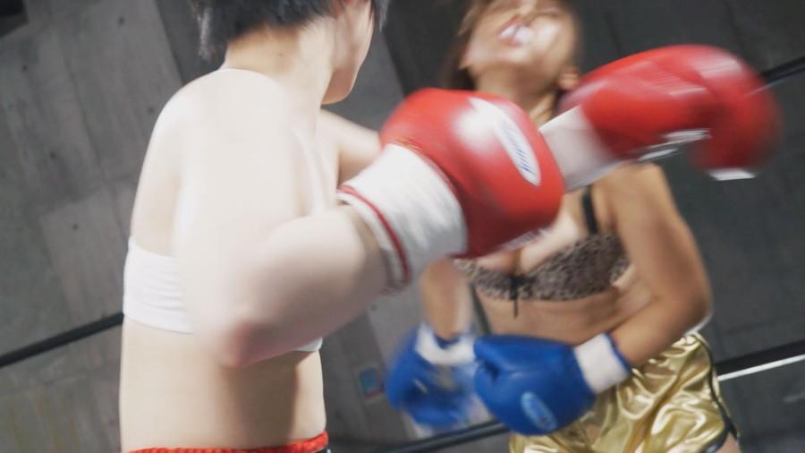 【HD】リバーシブル女子ボクシング 01【プレミアム会員限定】 サンプル画像11