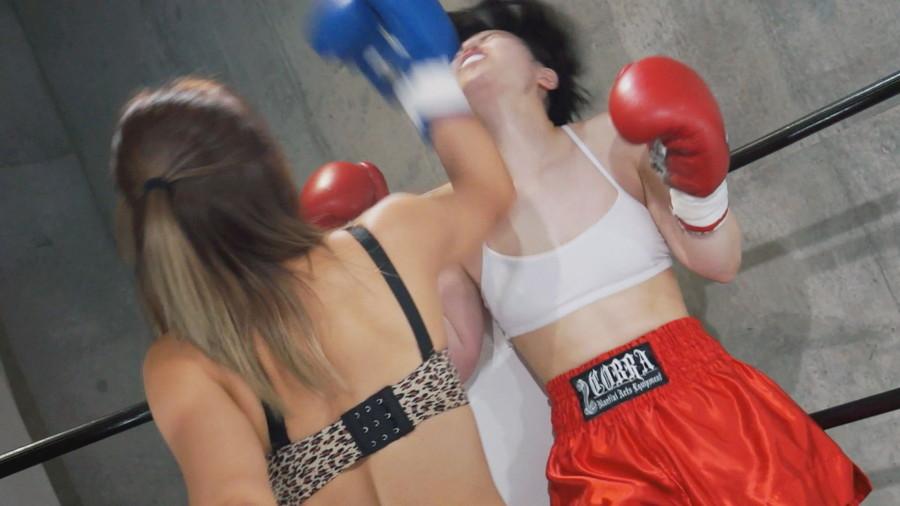 【HD】リバーシブル女子ボクシング 01【プレミアム会員限定】 サンプル画像12