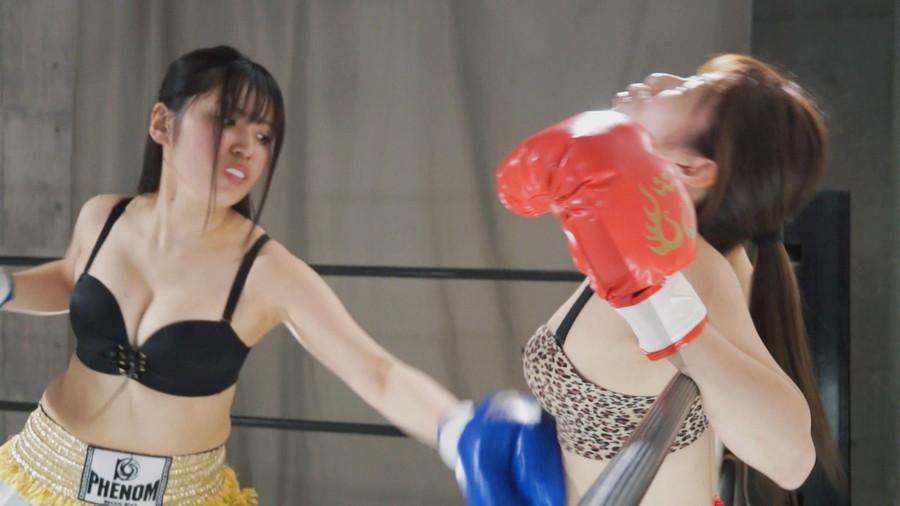 【HD】リバーシブル女子ボクシング 02【プレミアム会員限定】 サンプル画像08