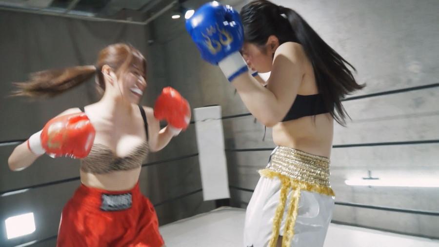 【HD】リバーシブル女子ボクシング 02【プレミアム会員限定】 サンプル画像09