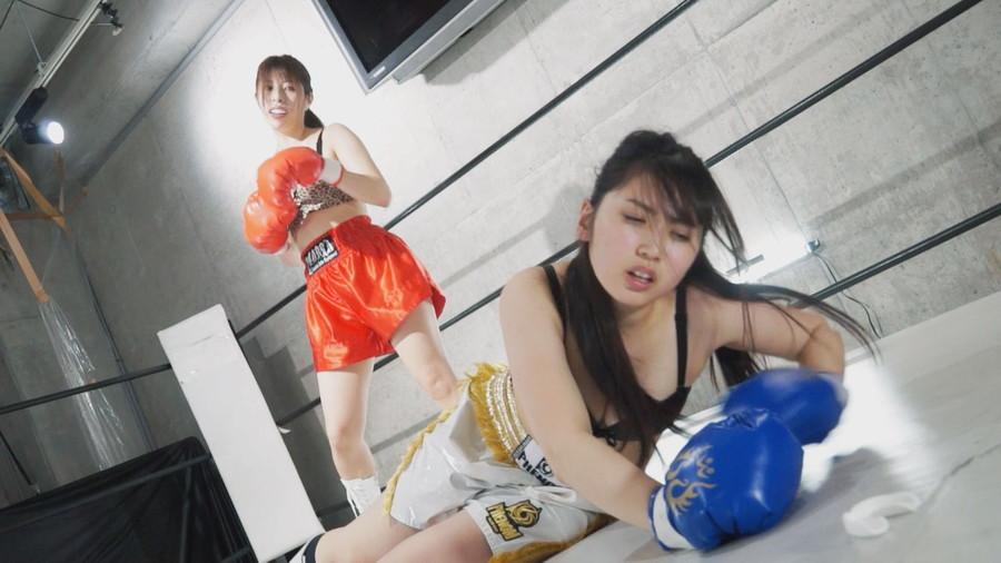 【HD】リバーシブル女子ボクシング 02【プレミアム会員限定】 サンプル画像11
