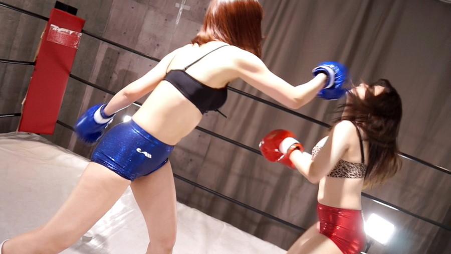 【HD】リバーシブル女子ボクシング 03【プレミアム会員限定】 サンプル画像01