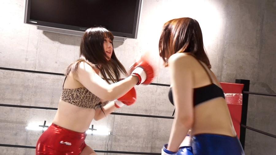 【HD】リバーシブル女子ボクシング 03【プレミアム会員限定】 サンプル画像10