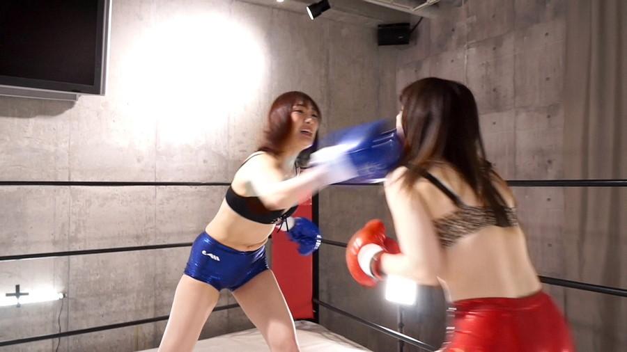【HD】リバーシブル女子ボクシング 03【プレミアム会員限定】 サンプル画像12
