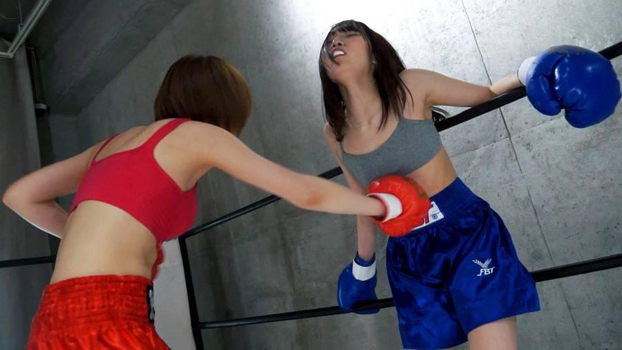 【HD】リバーシブル女子ボクシング 04【プレミアム会員限定】 サンプル画像01
