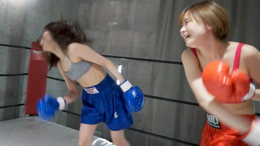【HD】リバーシブル女子ボクシング 04【プレミアム会員限定】 サンプル画像05