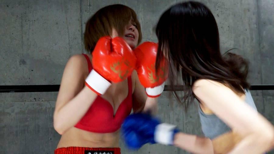 【HD】リバーシブル女子ボクシング 04【プレミアム会員限定】 サンプル画像06