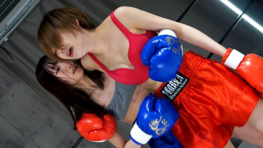 【HD】リバーシブル女子ボクシング 04【プレミアム会員限定】 サンプル画像10