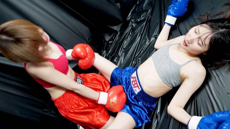 【HD】リバーシブル女子ボクシング 04【プレミアム会員限定】 サンプル画像11