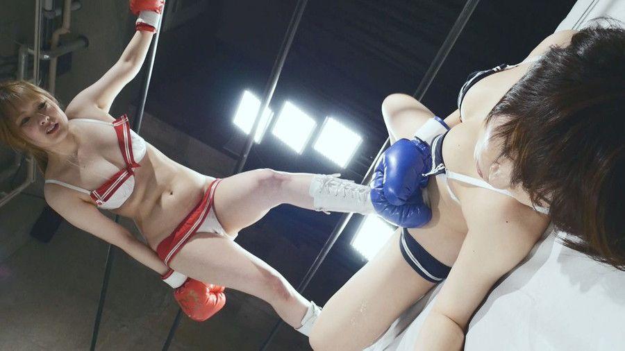 【HD】リバーシブル女子ボクシング 05【プレミアム会員限定】 サンプル画像07