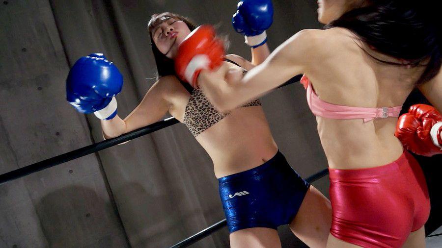 【HD】リバーシブル女子ボクシング 06【プレミアム会員限定】 サンプル画像04