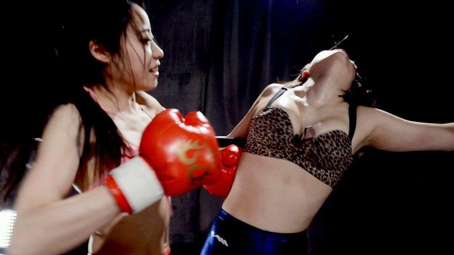 【HD】リバーシブル女子ボクシング 06【プレミアム会員限定】 サンプル画像06