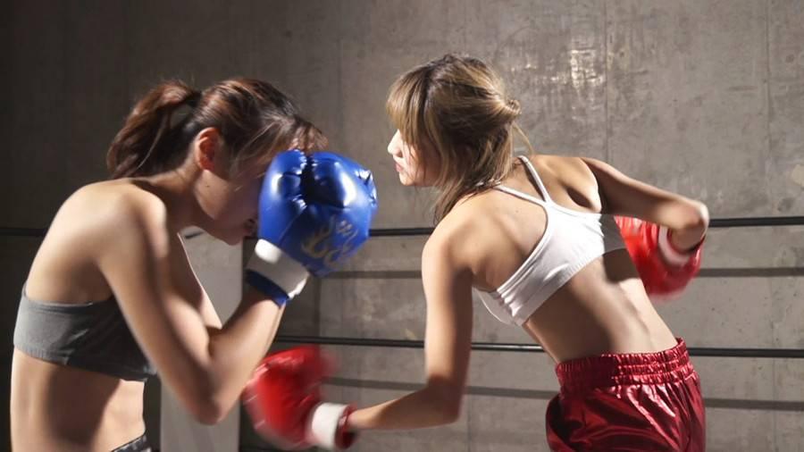 【HD】リバーシブル女子ボクシング 07【プレミアム会員限定】 サンプル画像01