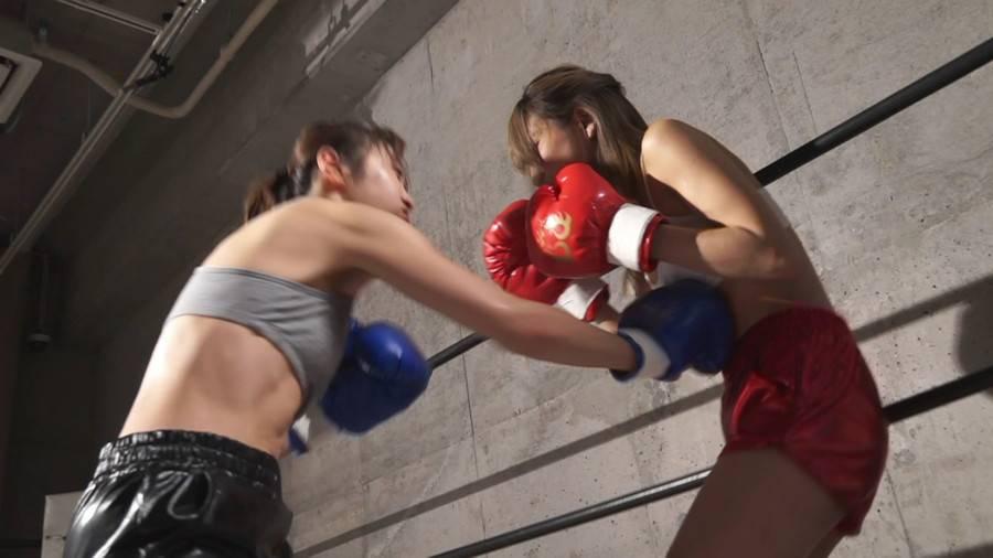 【HD】リバーシブル女子ボクシング 07【プレミアム会員限定】 サンプル画像04