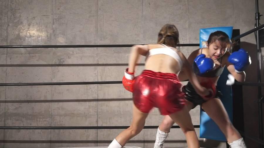 【HD】リバーシブル女子ボクシング 07【プレミアム会員限定】 サンプル画像05