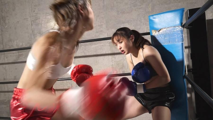 【HD】リバーシブル女子ボクシング 07【プレミアム会員限定】 サンプル画像09